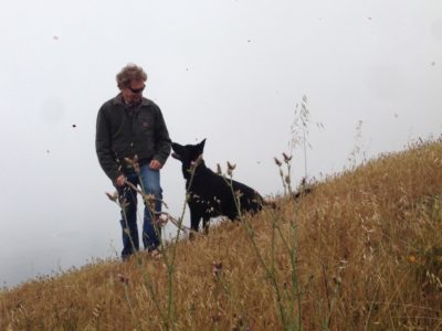 Doc and dog